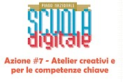 "Avviso manifestazione d'interesse attrezzature per ""Atelier Creativi"" PNSD"