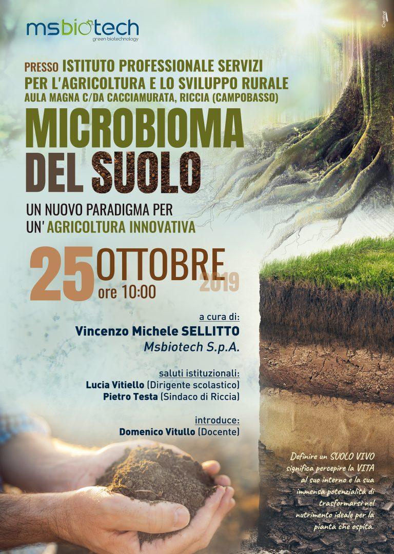 Seminario Microbioma del Suolo