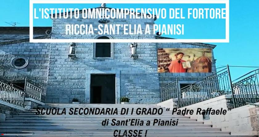 DANTEDI' – Scuola Secondaria di I grado Sant'Elia a Pianisi – Classe I
