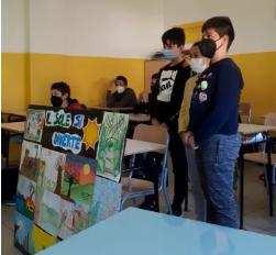 """CONCORSO """" Il sole si diverte""""- Scuola Secondaria di I grado Sant'Elia a Pianisi – Classe I"""